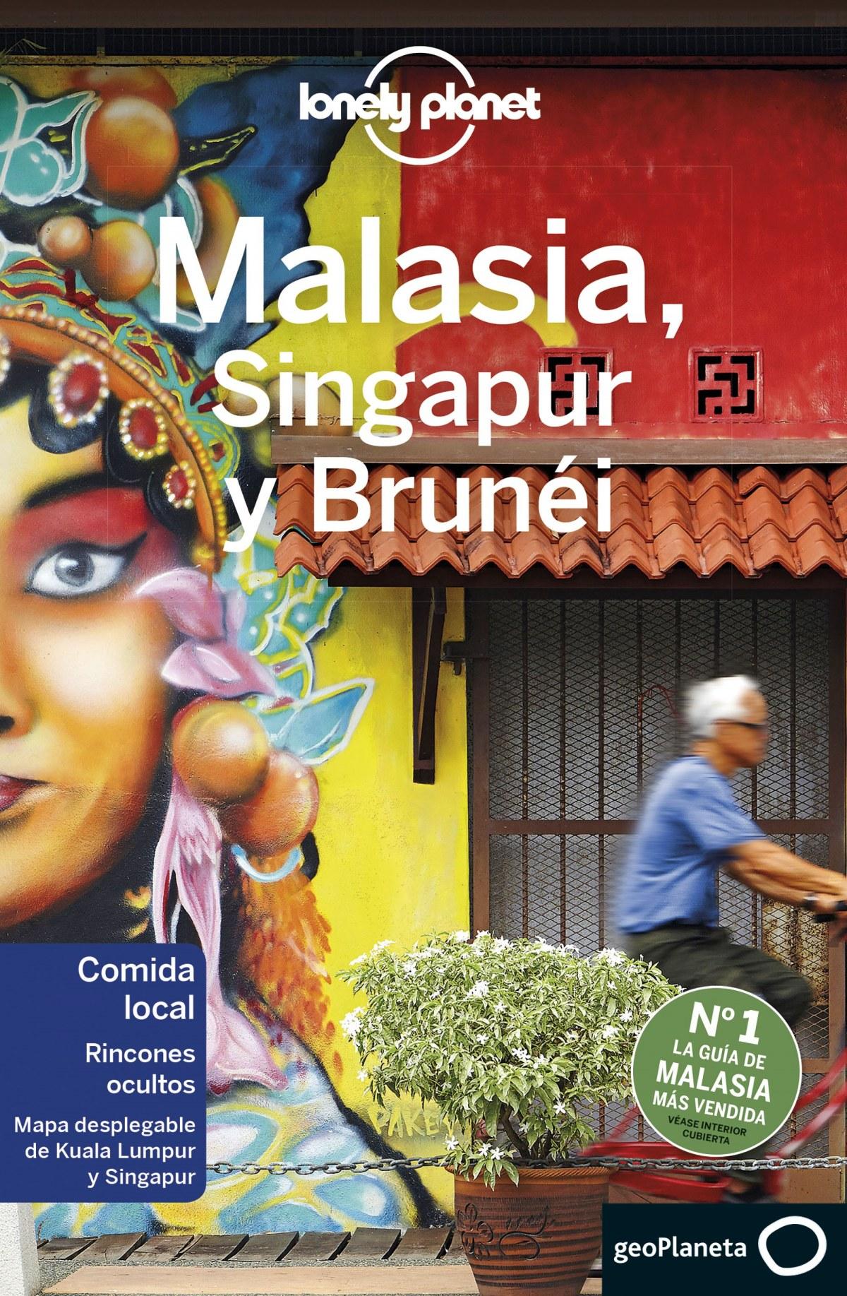 Malasia, Singapur y Brunéi 4 9788408214502