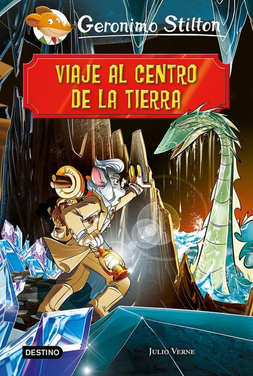 VIAJE AL CENTRO DE LA TIERRA 9788408215325