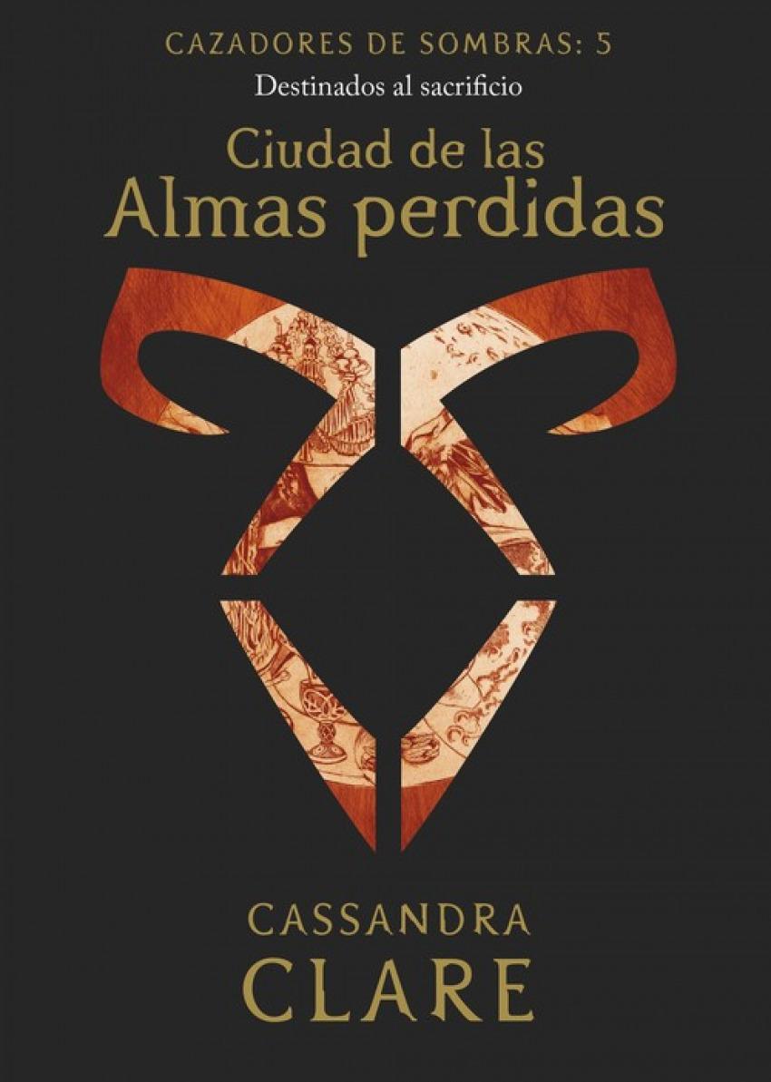 CIUDAD DE LAS ALMAS PERDIDAS 9788408215516