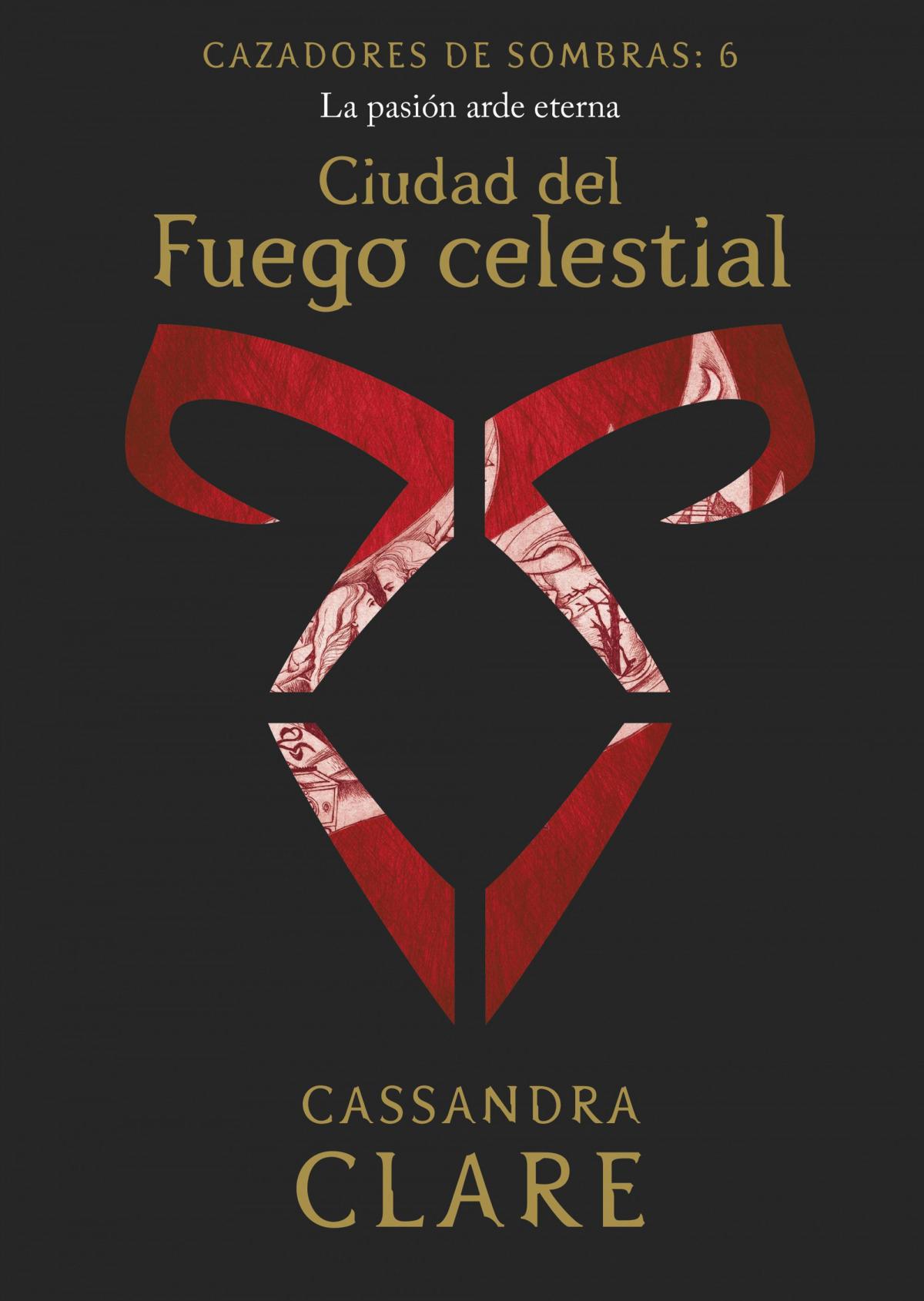 CIUDAD DEL FUEGO CELESTIAL 9788408215523