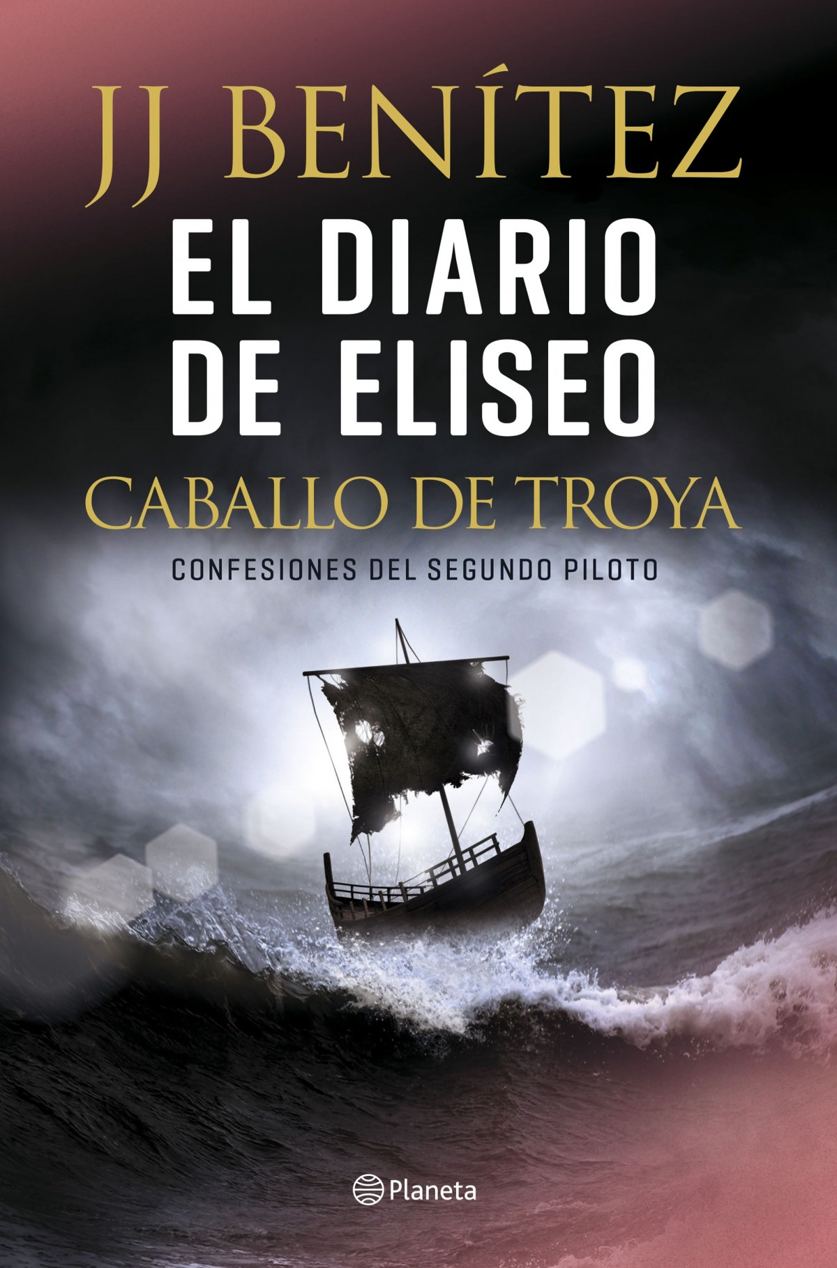 EL DIARIO DE ELISEO. EL CABALLO DE TROYA 9788408215608