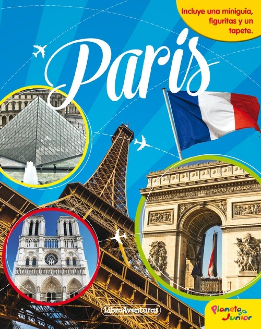 París. Libroaventuras