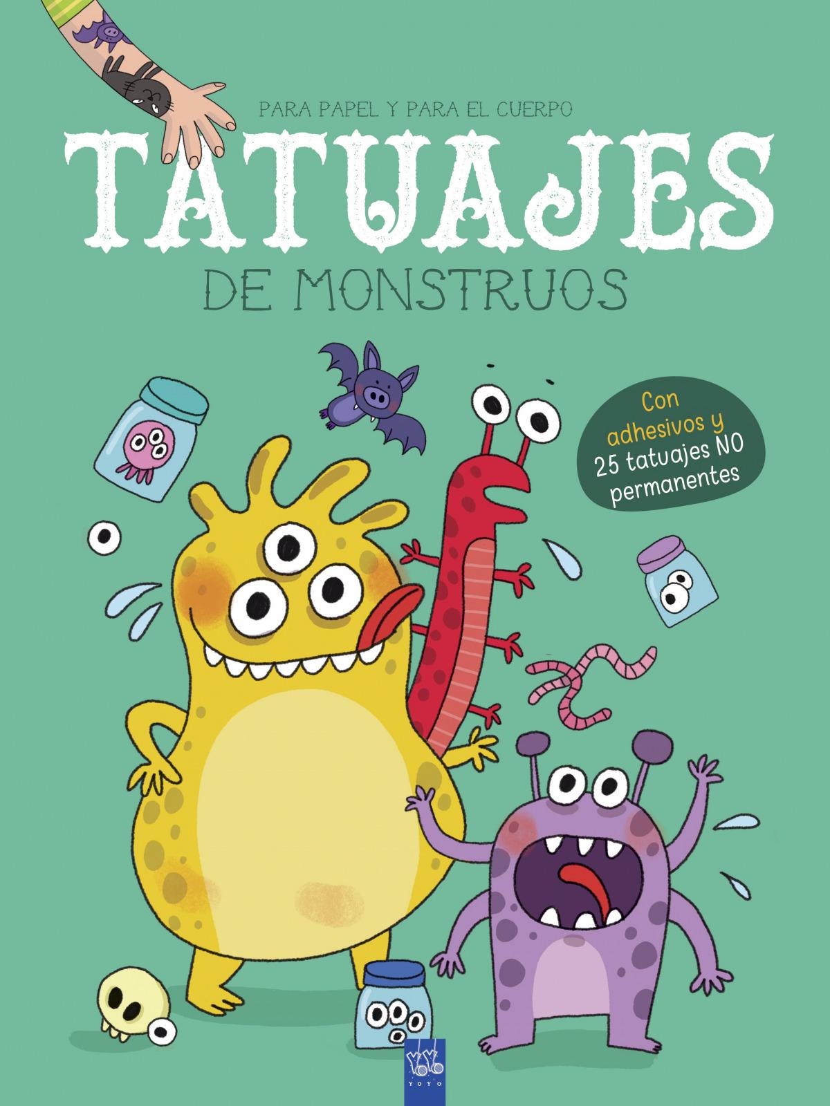 Tatuajes de monstruos