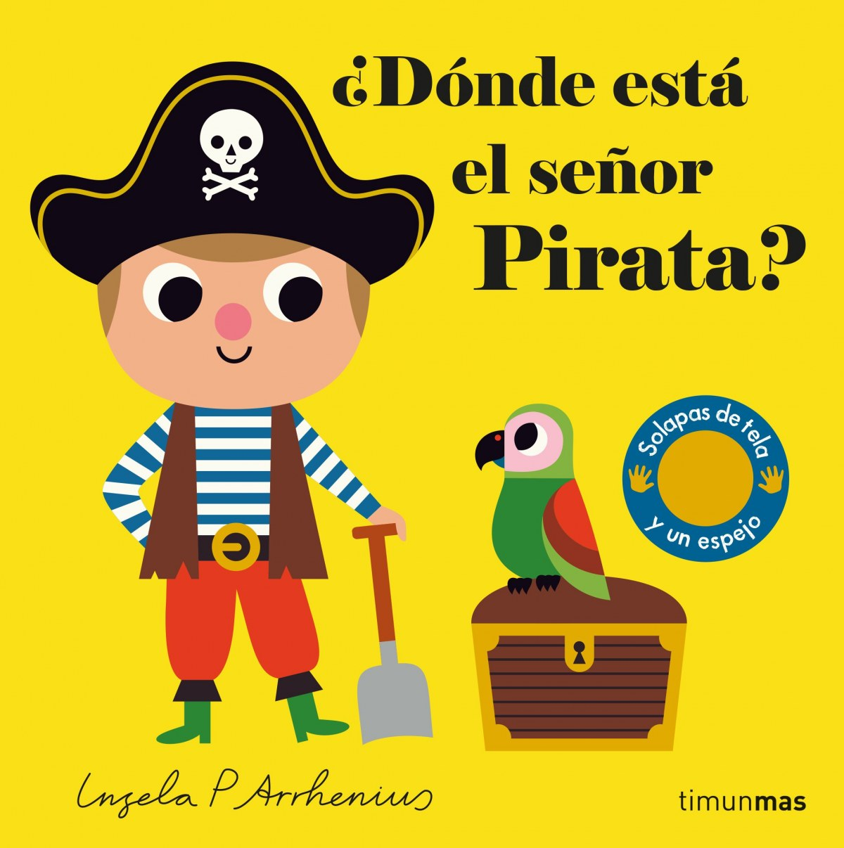 ¿Dónde está el señor Pirata
