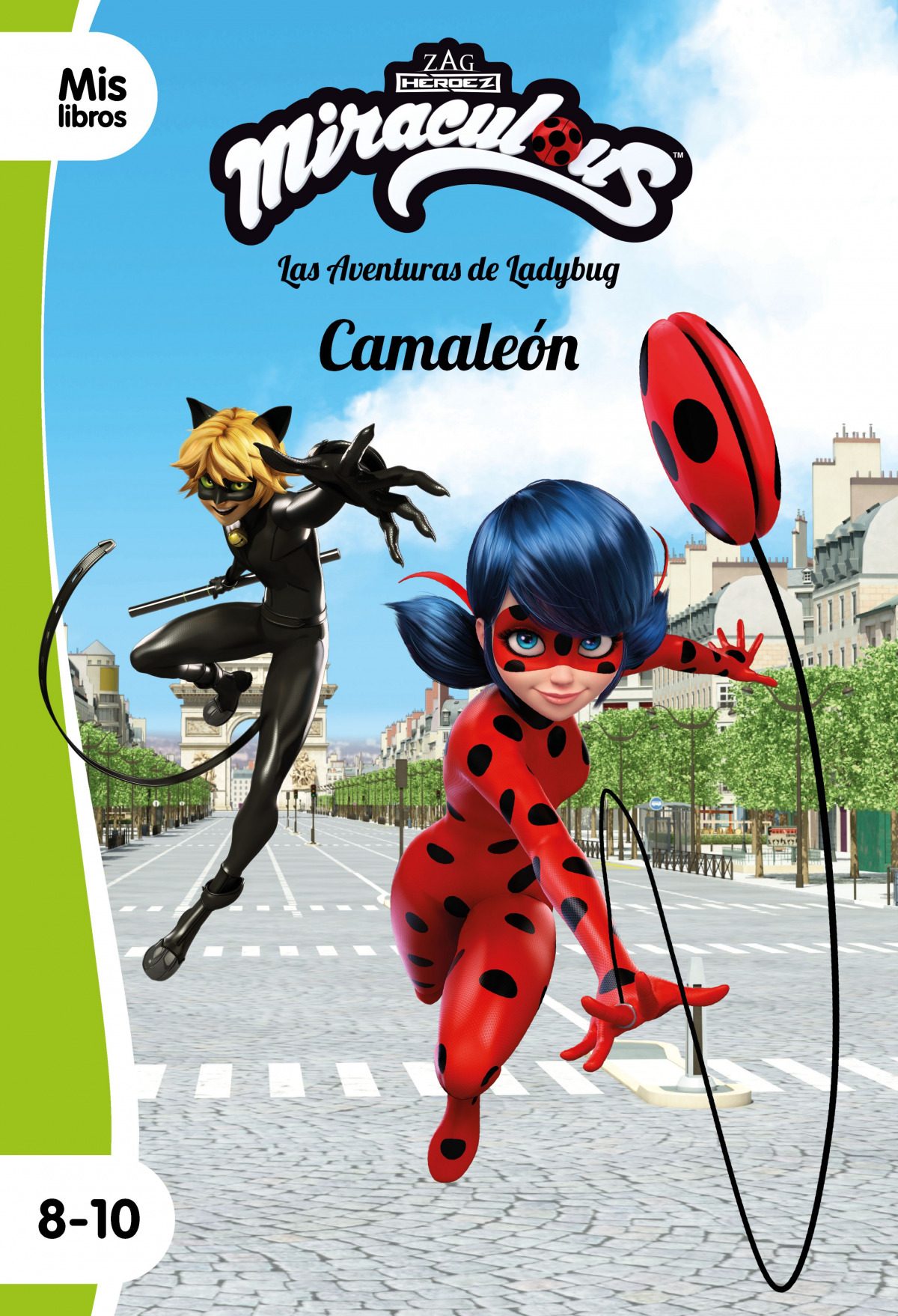 Miraculous. Las aventuras de Ladybug. Camaleón