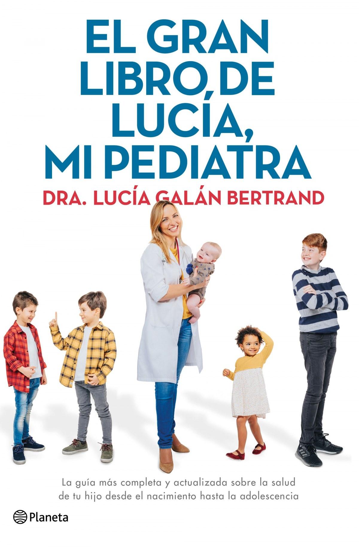El gran libro de Lucía, mi pediatra - Librerías Espacio ...