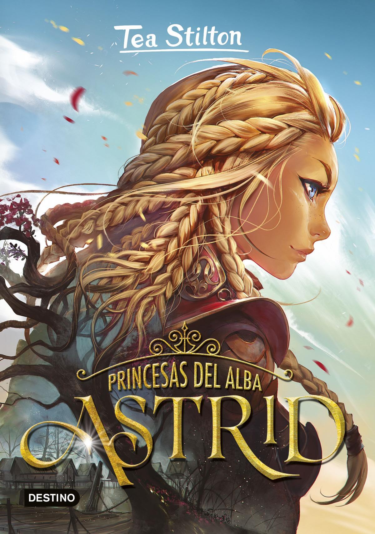 Princesas del alba. Astrid