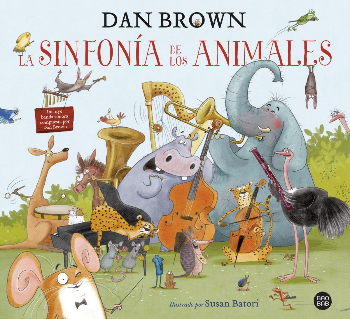 La sinfon¡a de los animales