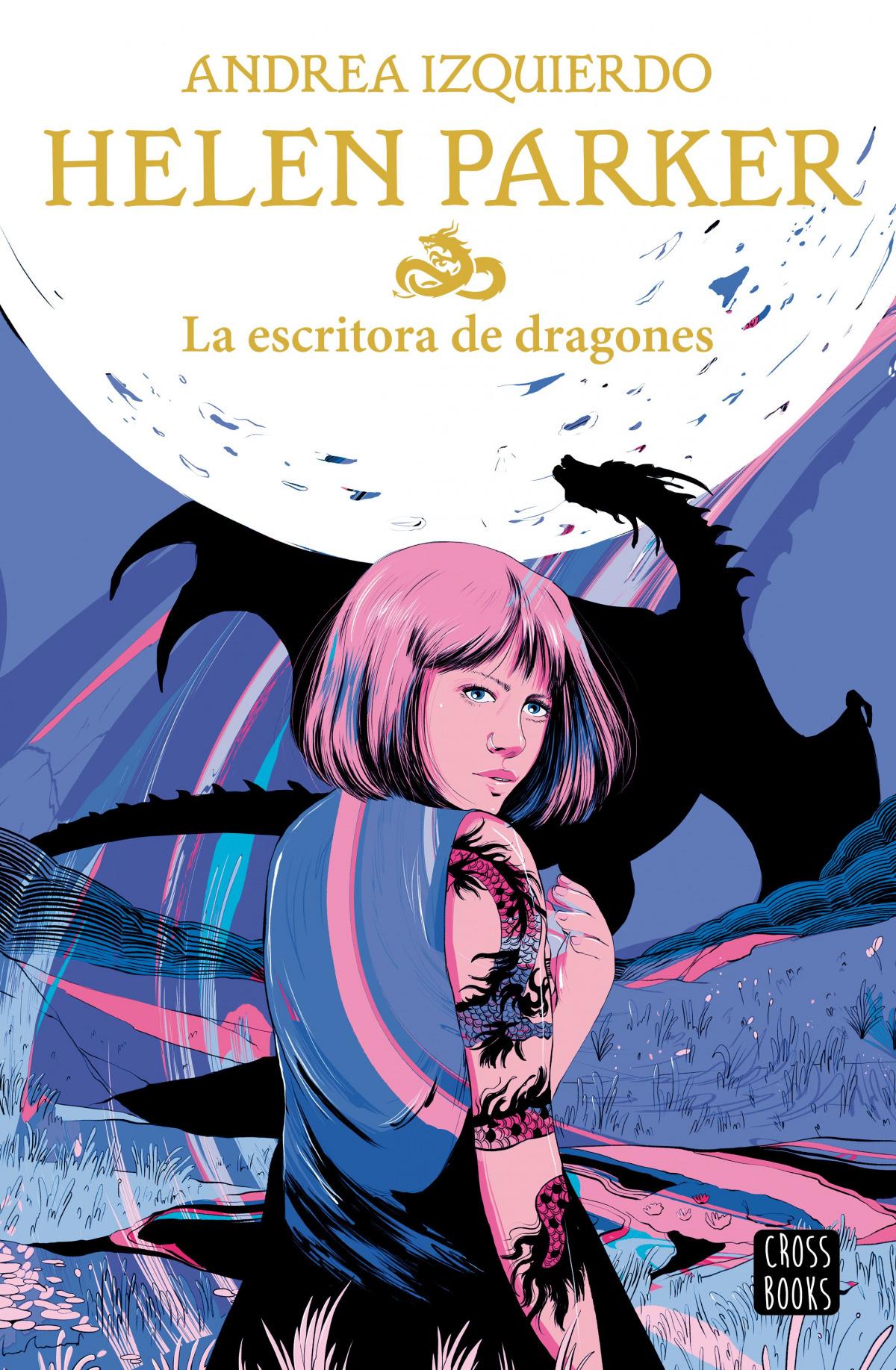 Helen Parker 2. La escritora de dragones
