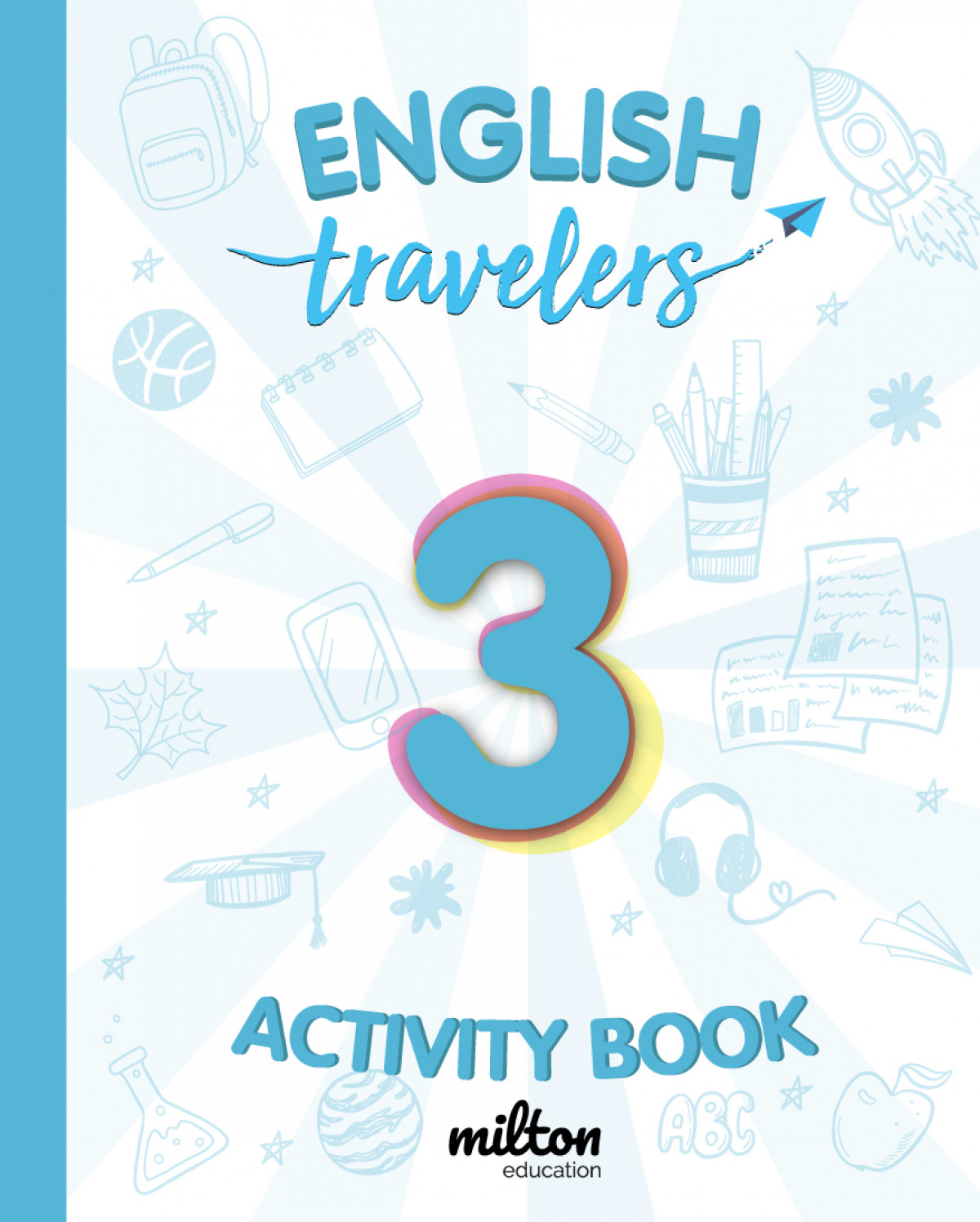 Travelers Blue 3 Activity Book - English Language 3 Primaria