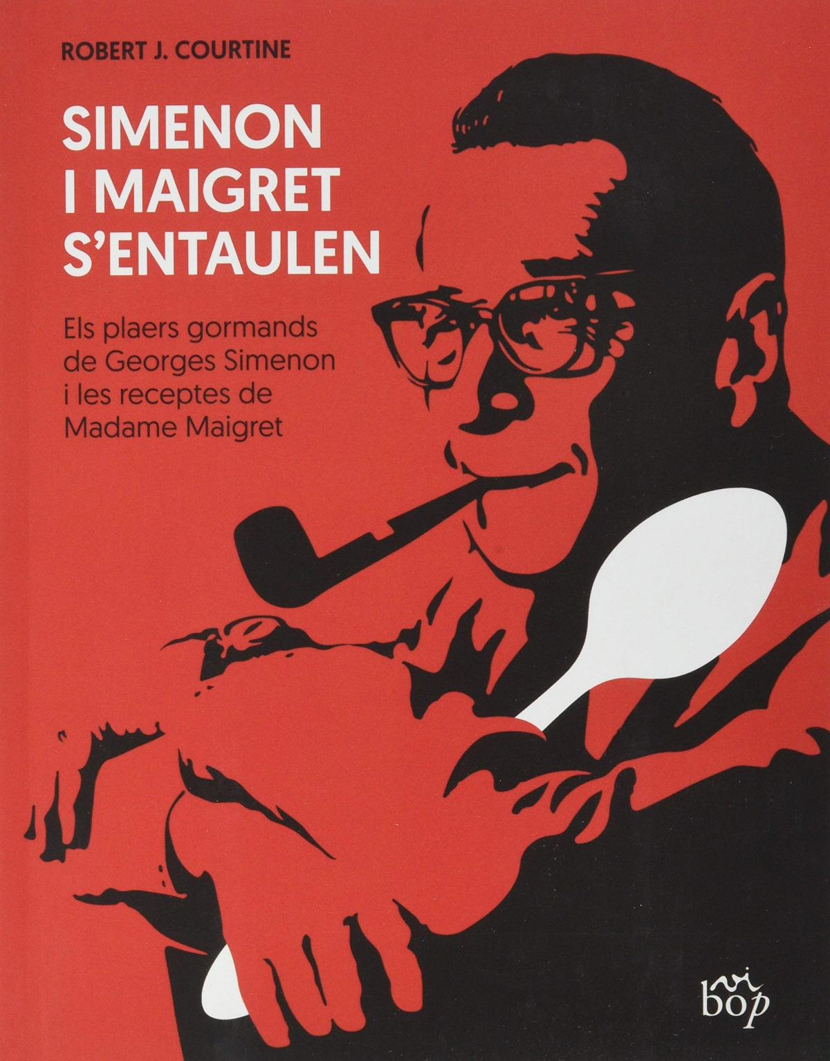 Simenon i Maigret s'entaulen