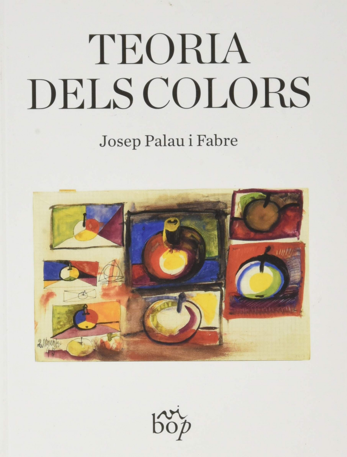 Teoria dels colors