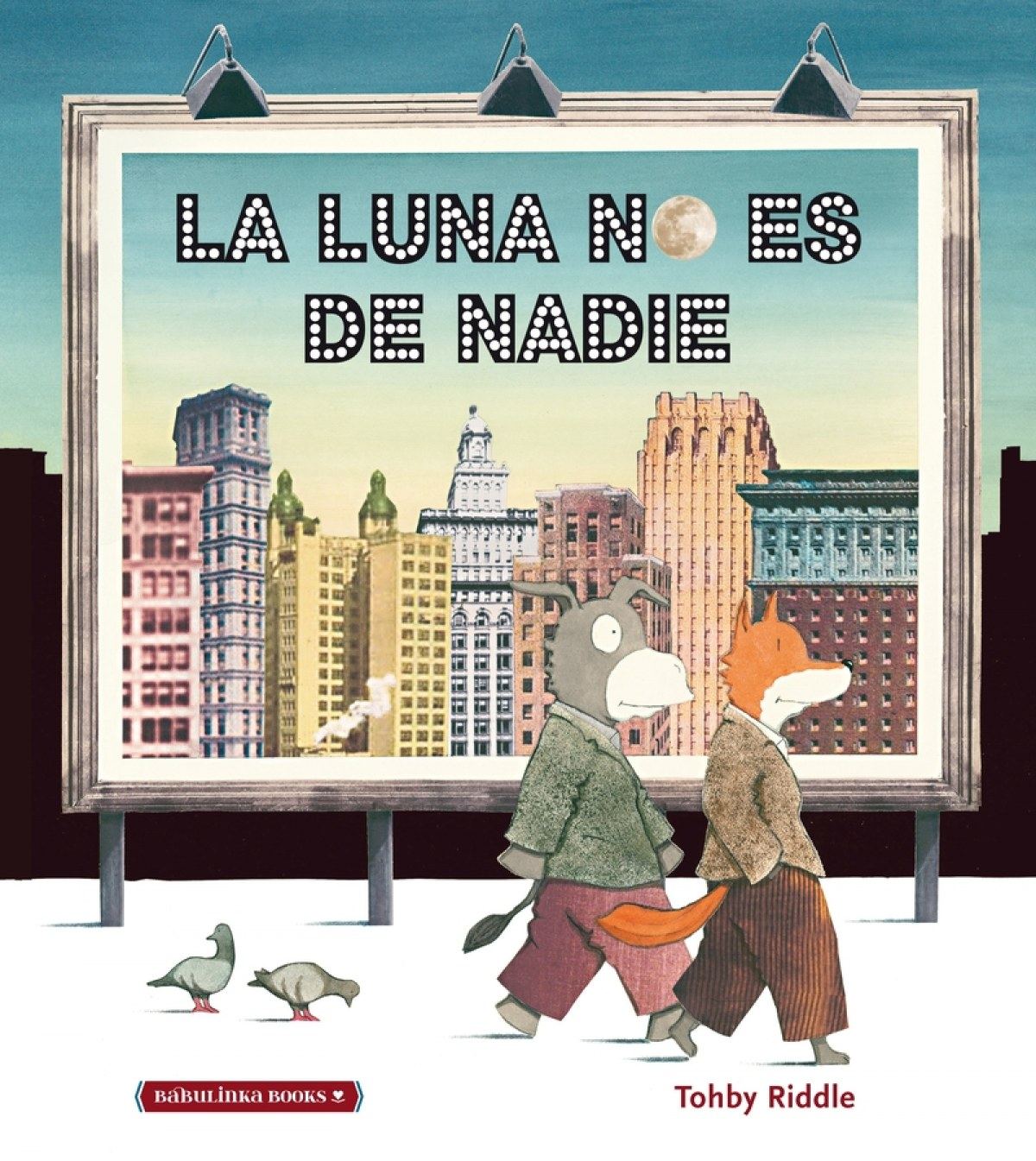 LA LUNA NO ES DE NADIE