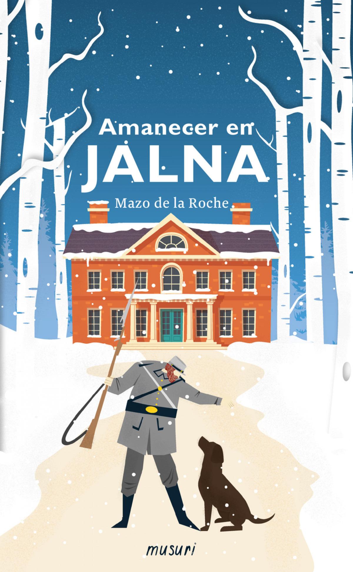 Amanecer en Jalna