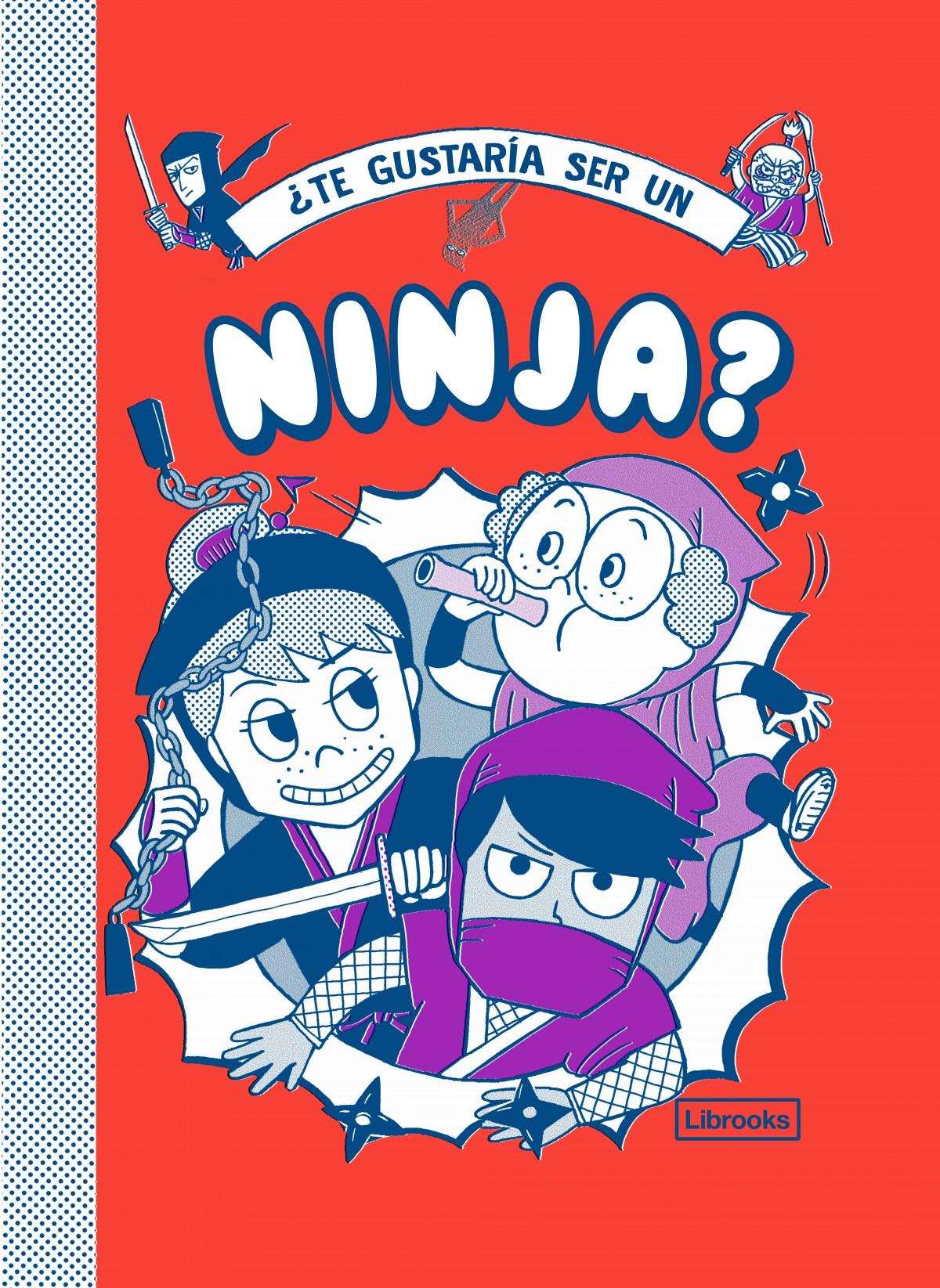 ¿Te gustar¡a ser un ninja