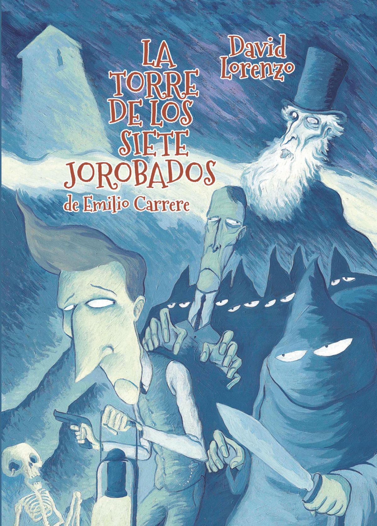 LA TORRE DE LOS SIETE JOROBADOS