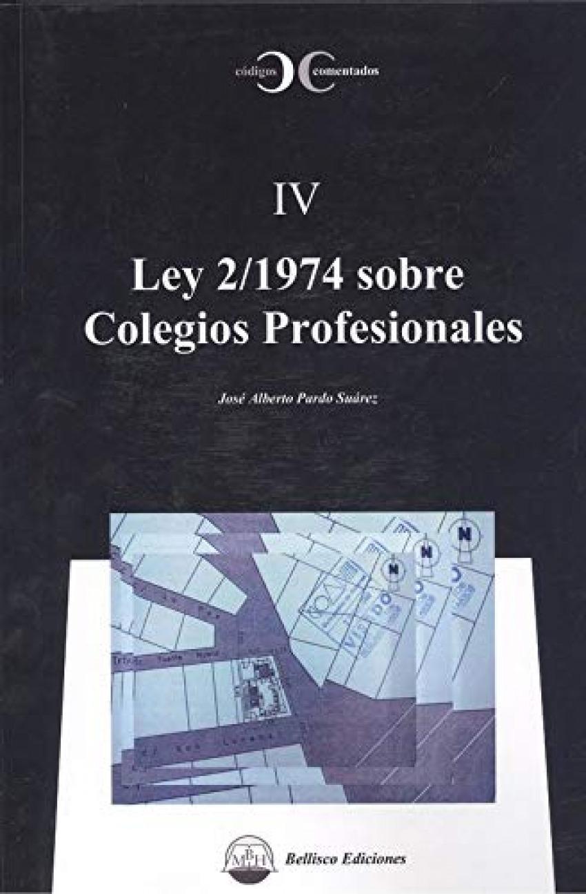 LEY 2;1974 SOBRE COLEGIOS PROFESIONALES