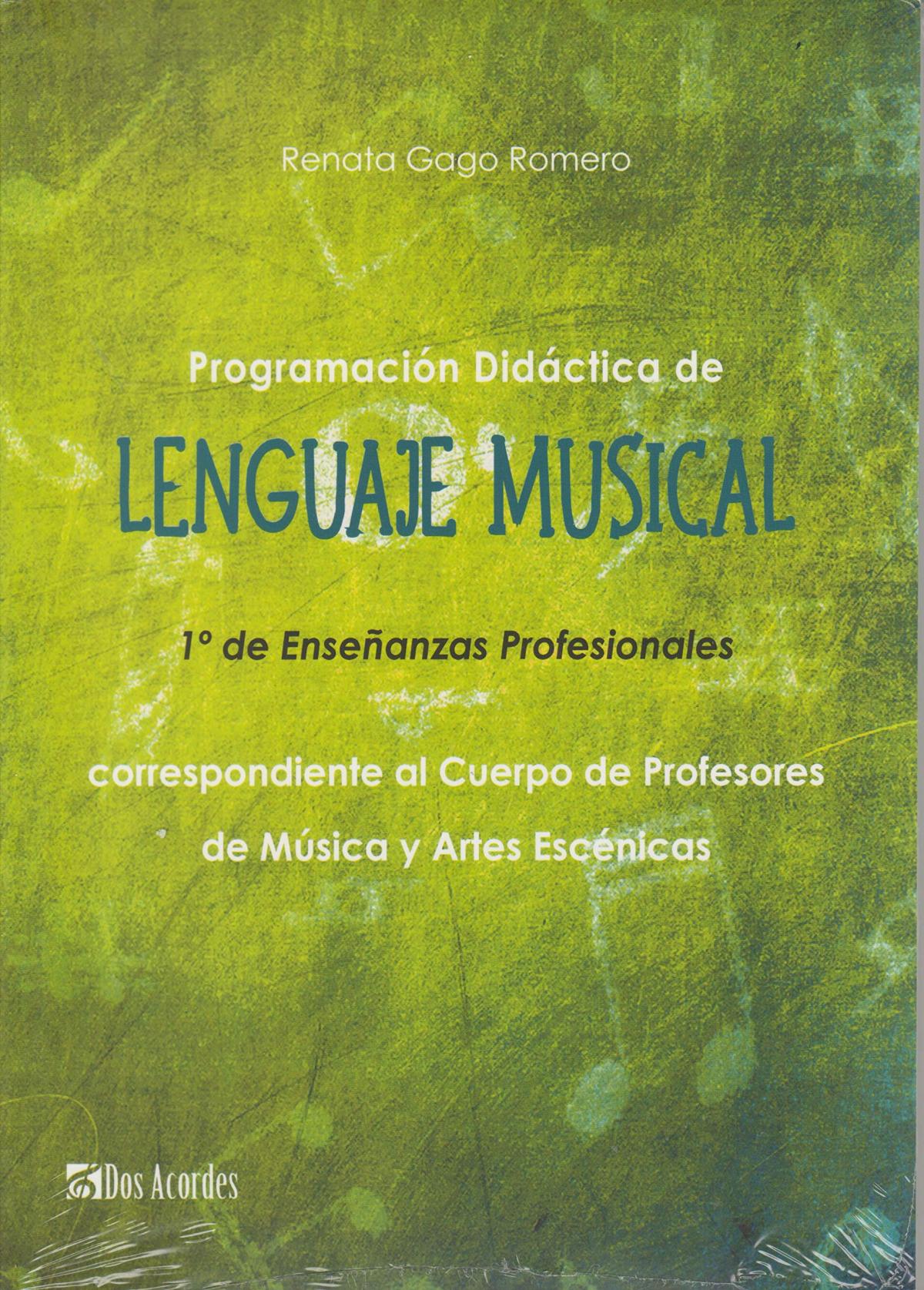 PROGRAMACIÓN DIDÁCTICA DE LENGUAJE MUSICAL