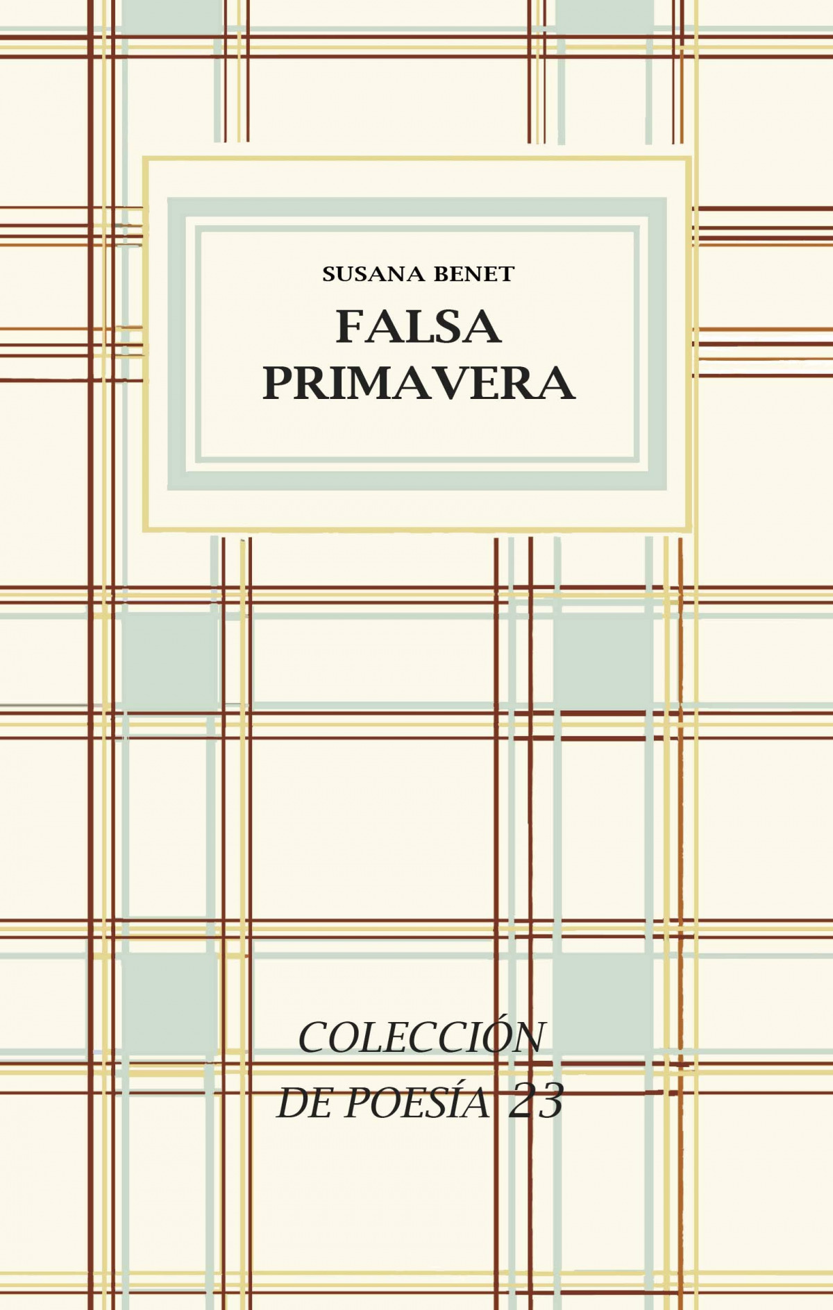FALSA PRIMAVERA