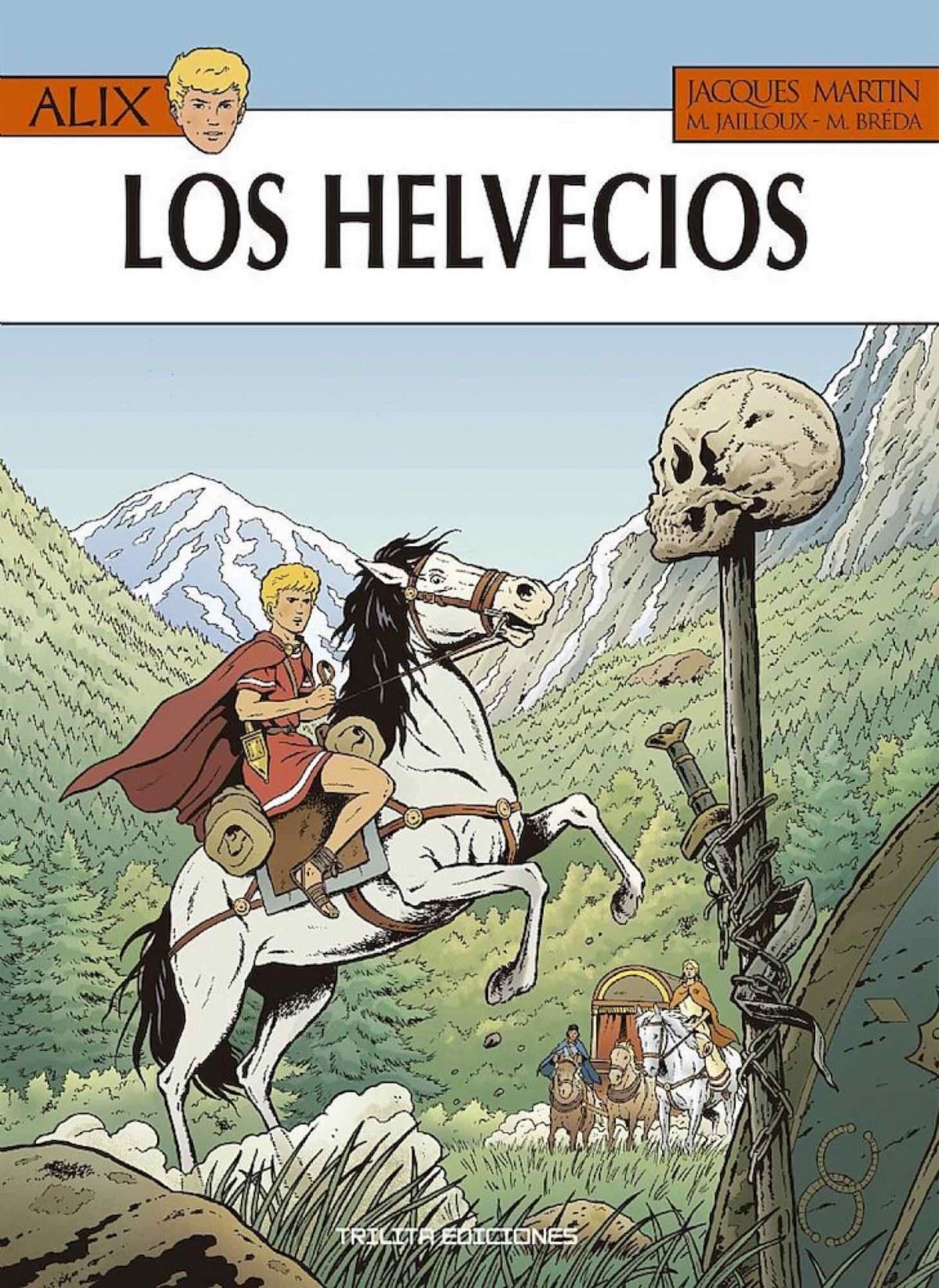 ALIX 38: LOS HELVECIOS
