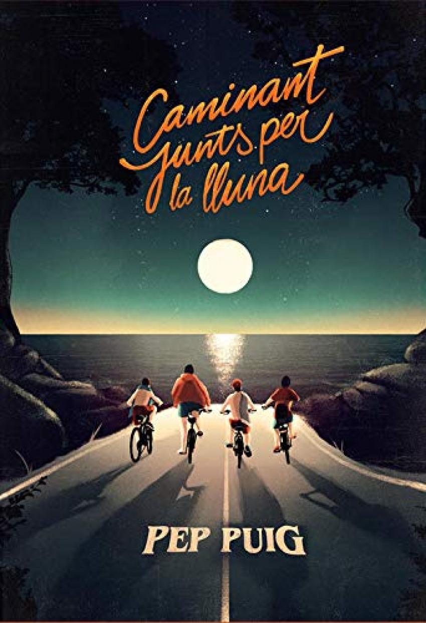 Caminant junts per la lluna