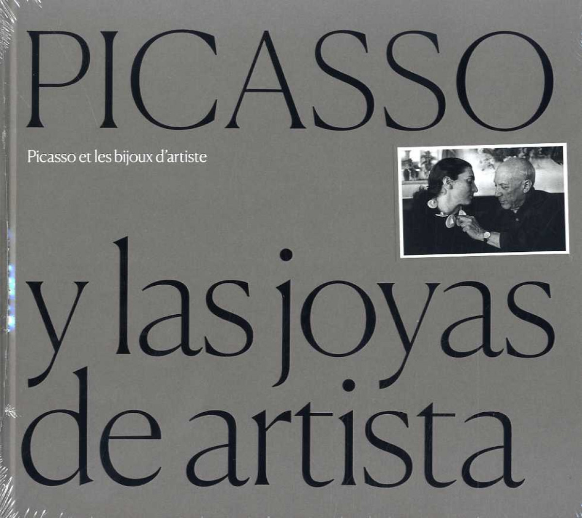 PICASSO Y LAS JOYAS DE ARTISTA (CAST;FR)
