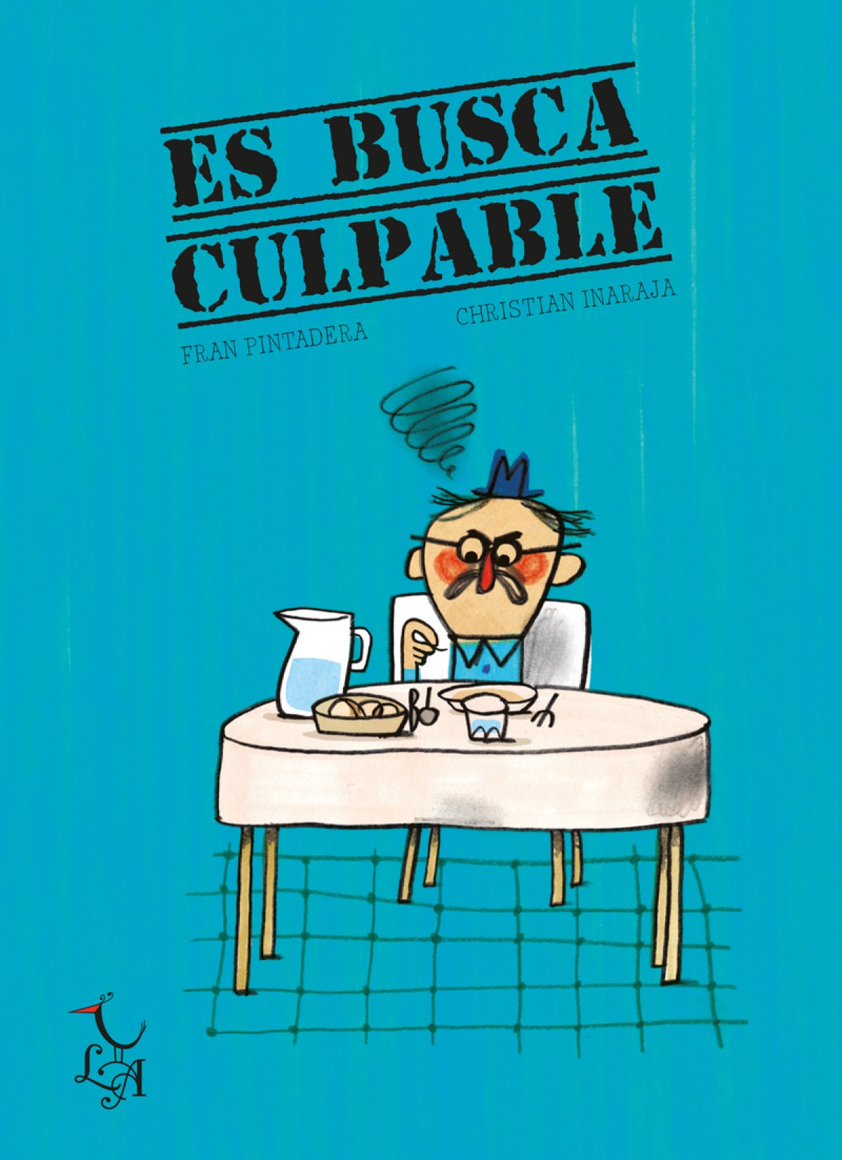 ES BUSCA CULPABLE - CAT