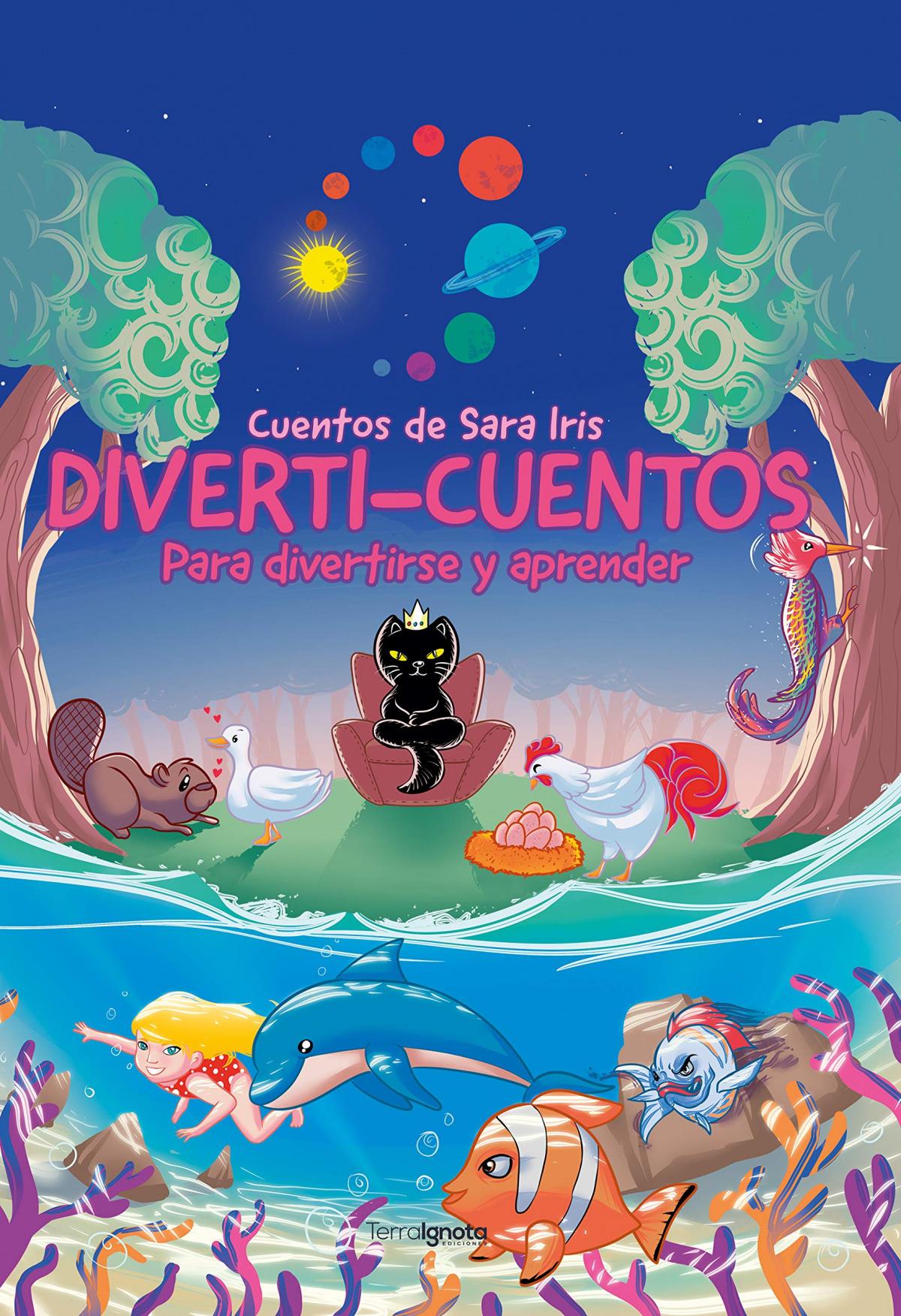Colección de cuentos de Sara Iris
