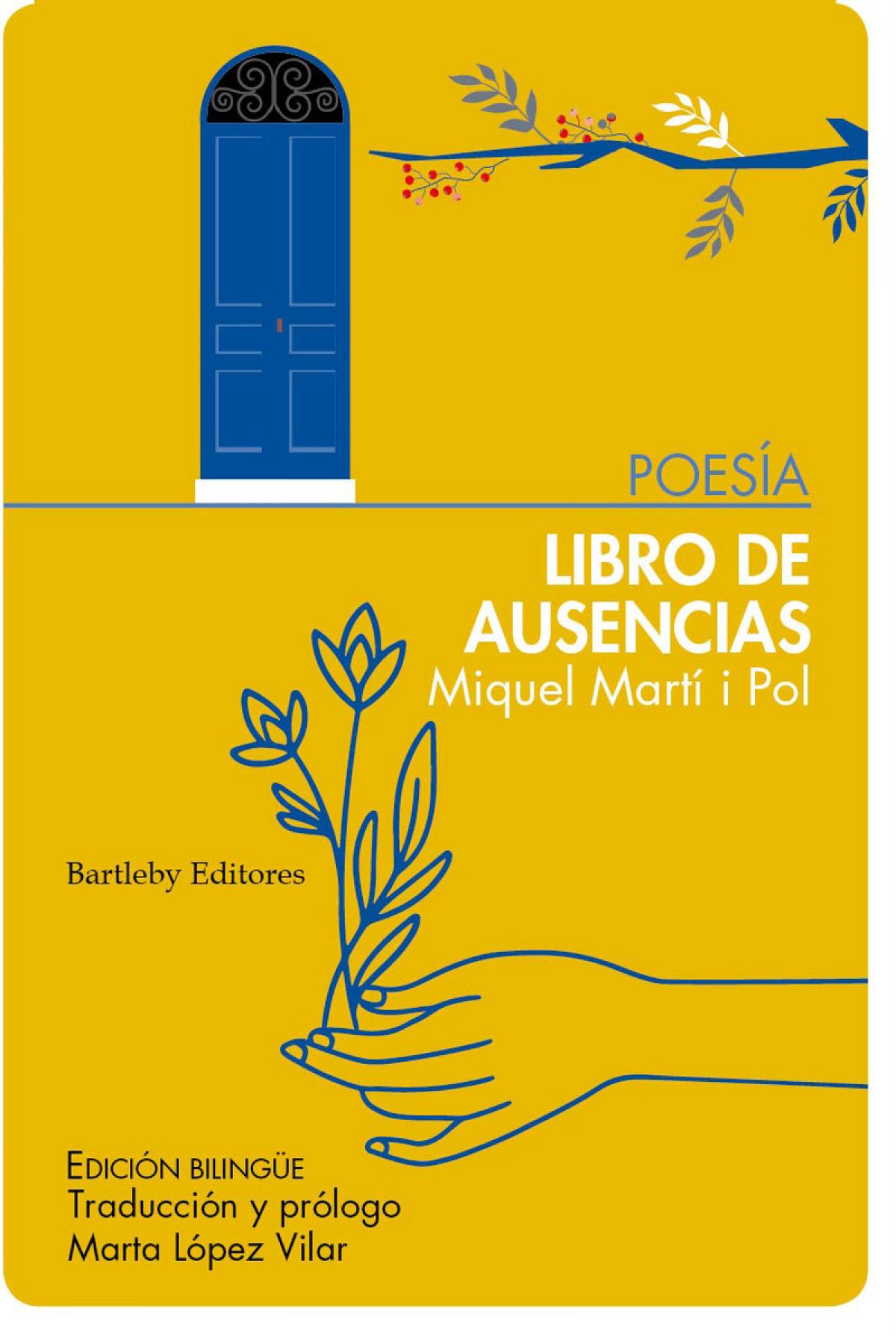 Libro de ausencias / Llibre d'absències