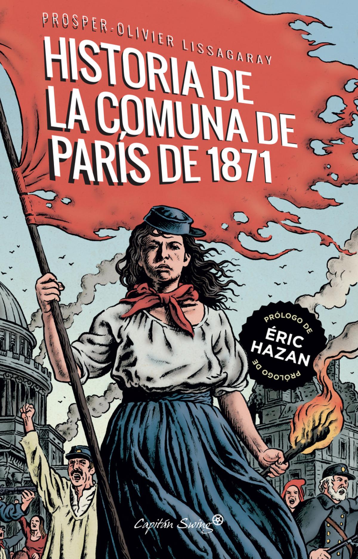 La historia de la comuna de París de 1871
