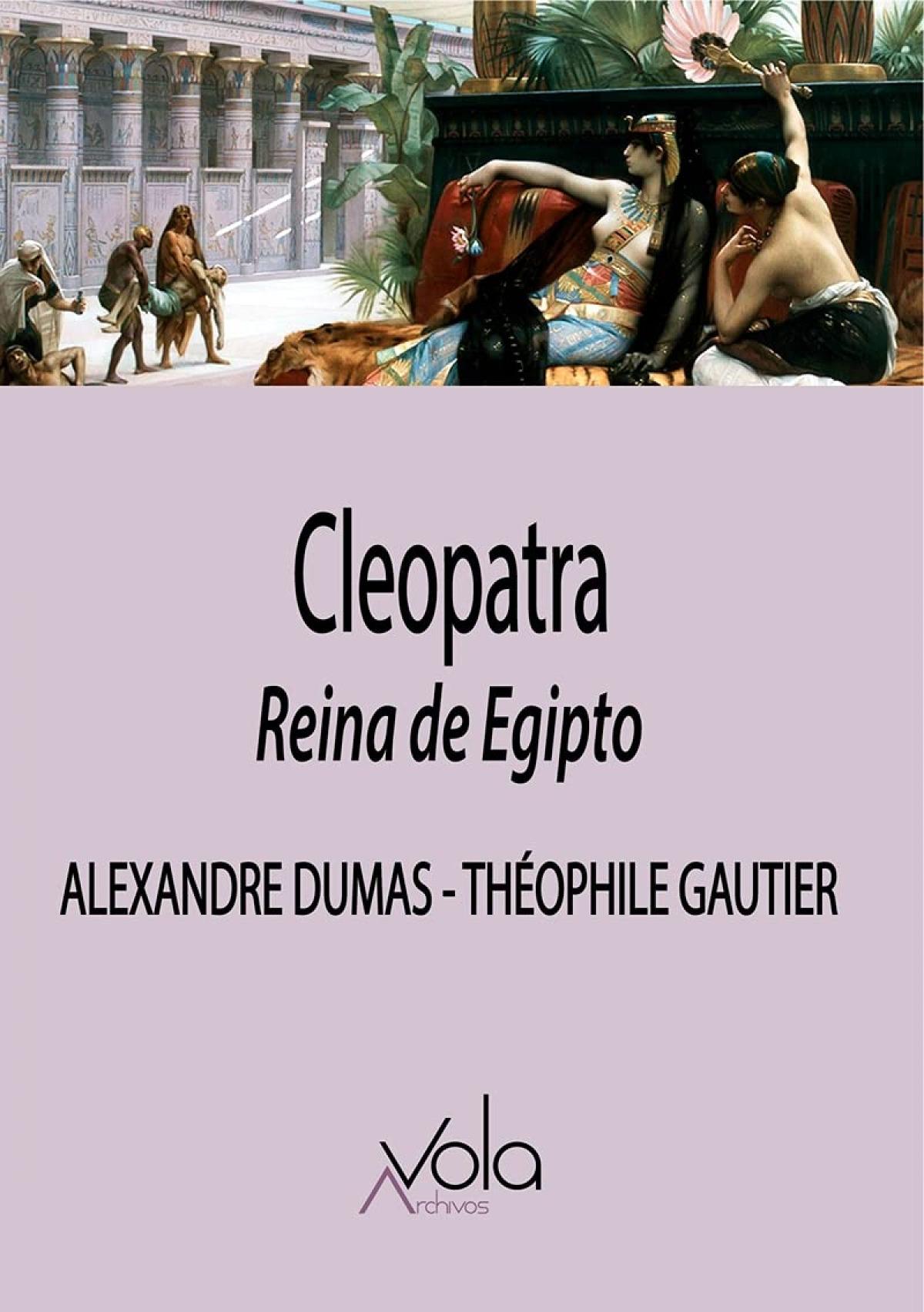 Cleopatra, reina de Egipto