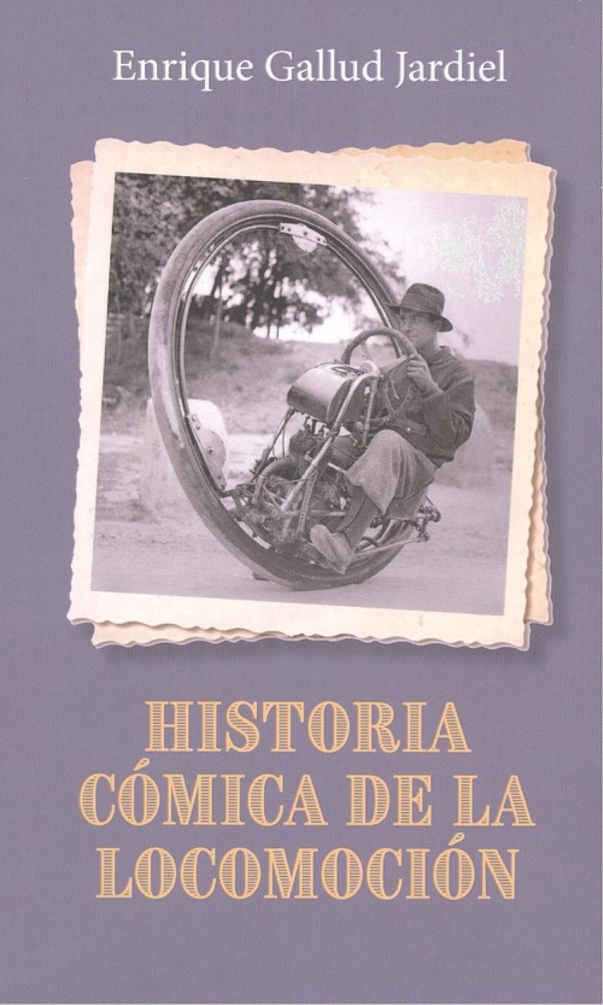 HISTORIA COMICA DE LA LOCOMOCION