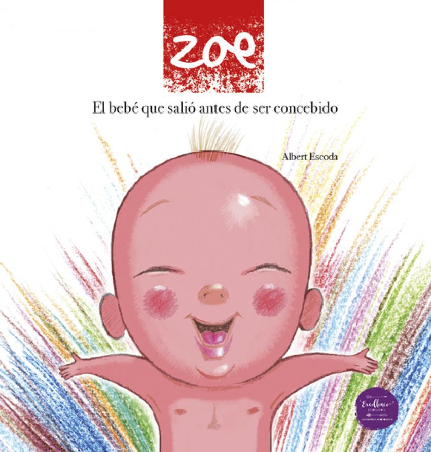Zoe:el bebe que salio antes de ser concebido