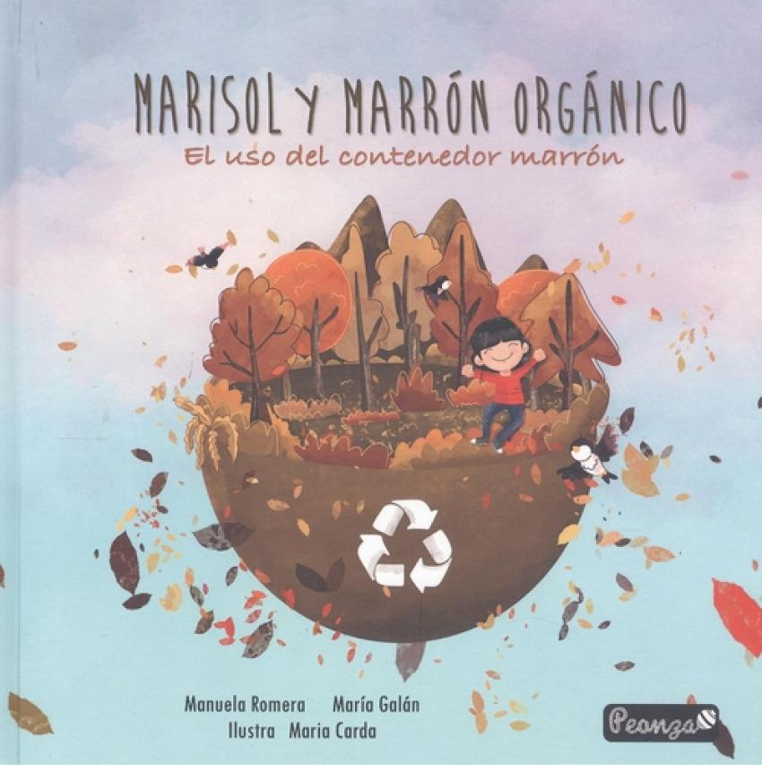 MARISOL Y MARRON ORGANICO. USO CONTENEDRO MARRON