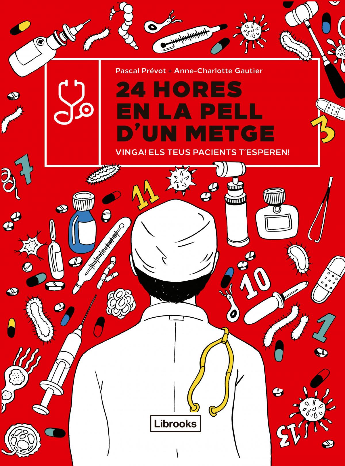 24 hores en la pell d'un metge