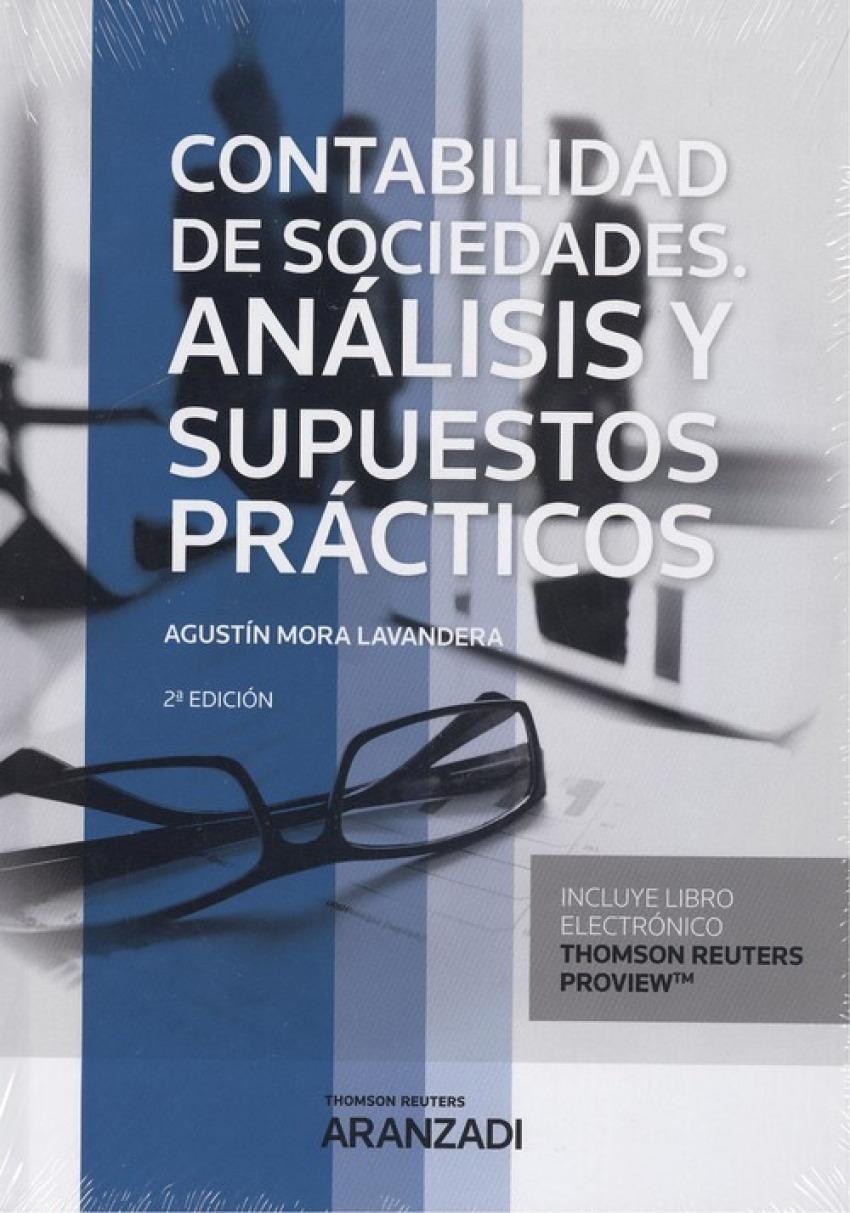 CONTABILIDAD DE SOCIEDADES. ANÁLISIS Y SUPUESTOS PRÁCTICOS (DÚO)