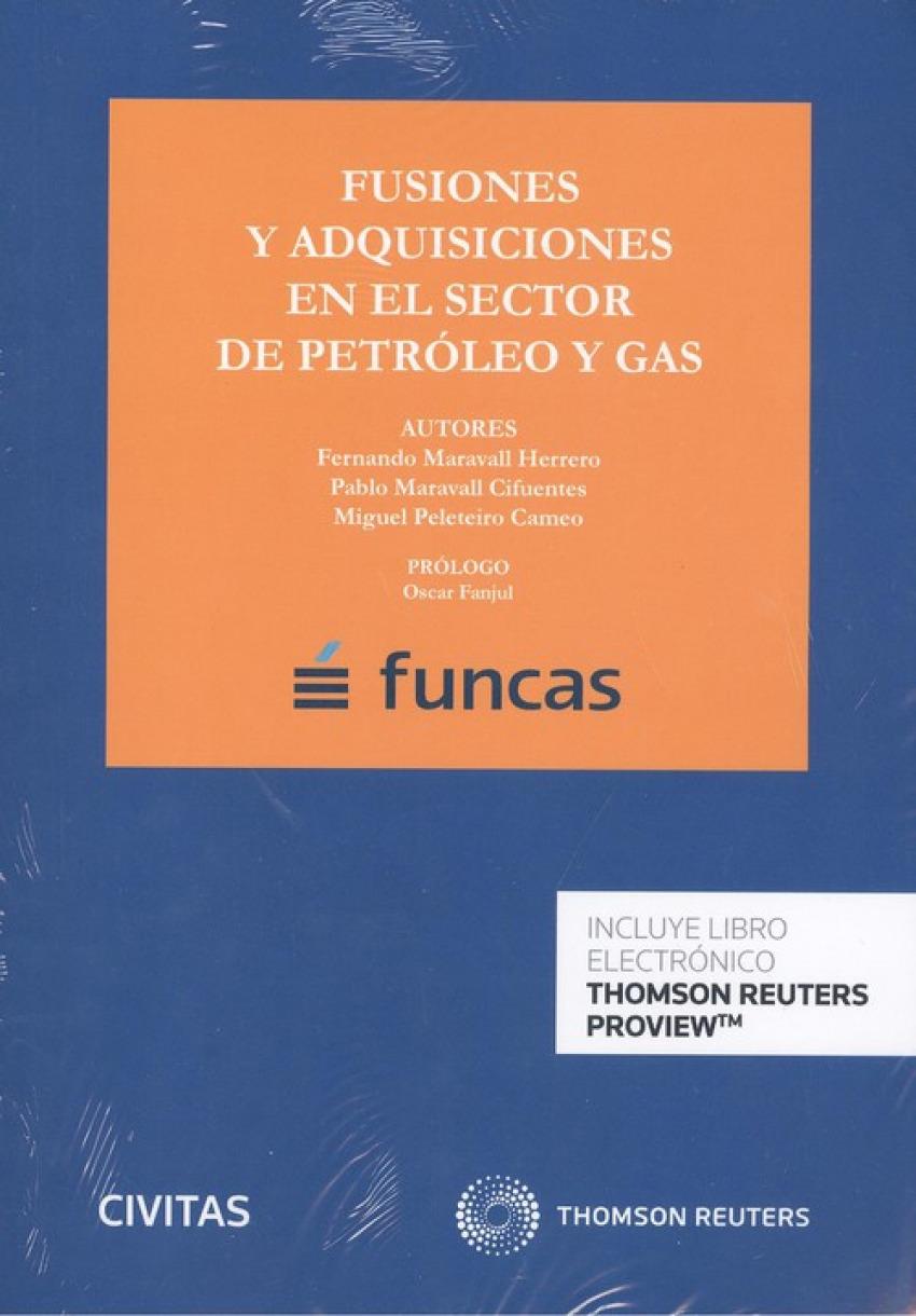 FUSIONES Y ADQUISICIONES EN EL SECTOR DE PETRÓLEO Y GAS