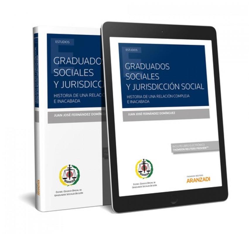 Graduados Sociales y Jurisdicción social (Papel + e-book)
