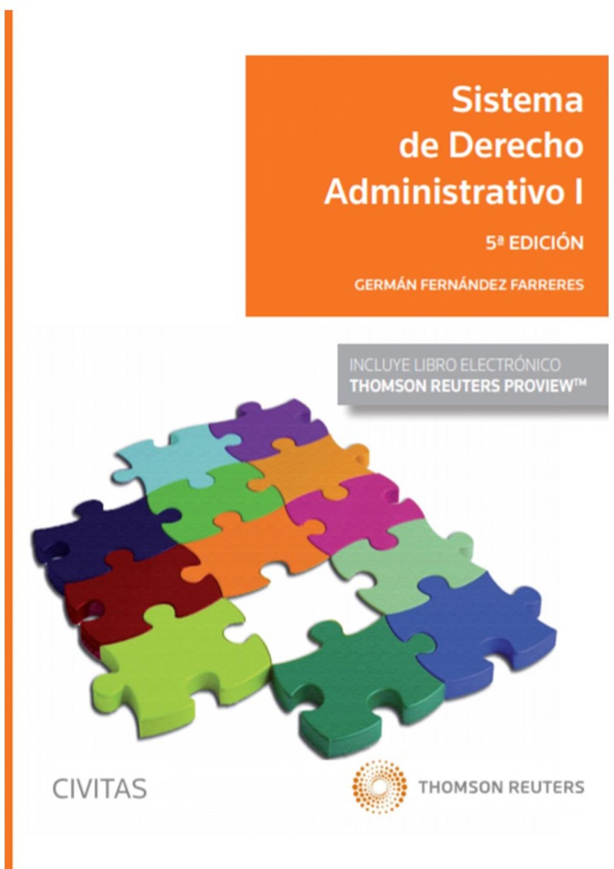 Sistema de derecho Administrativo I (Papel + e-book)