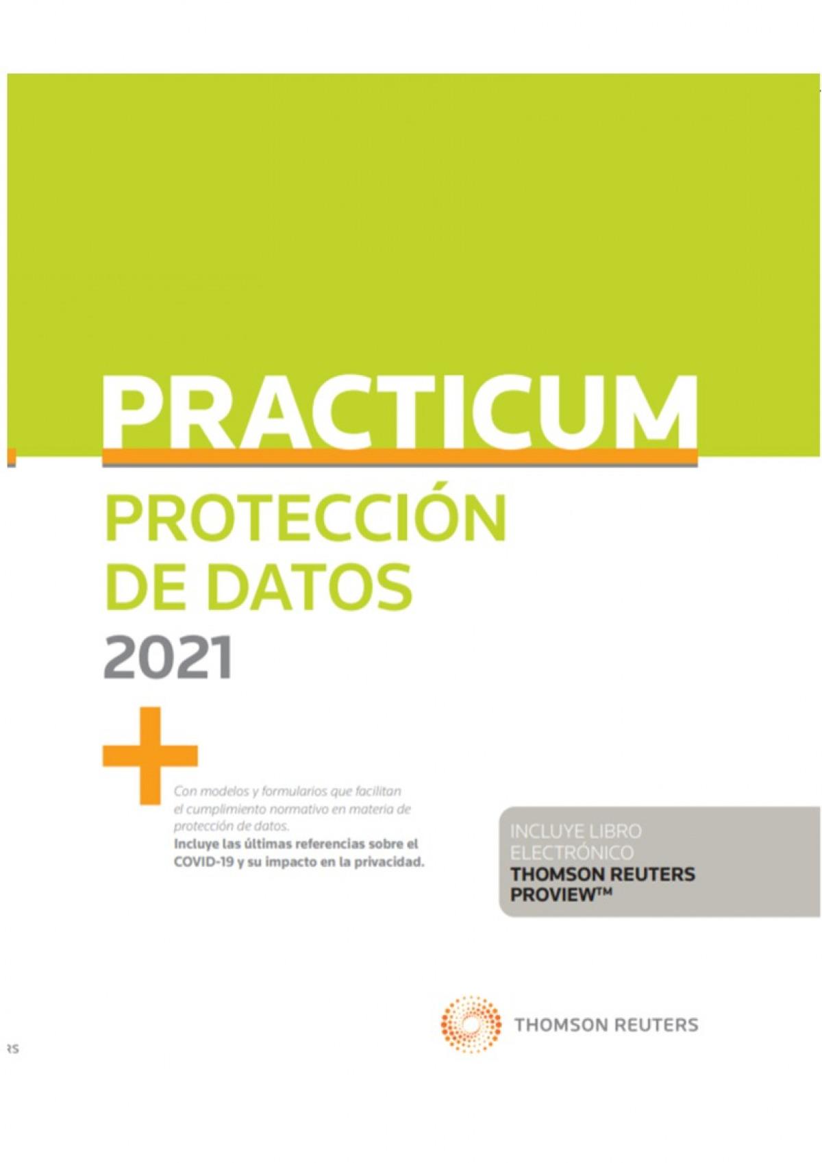 Practicum protección de datos 2020