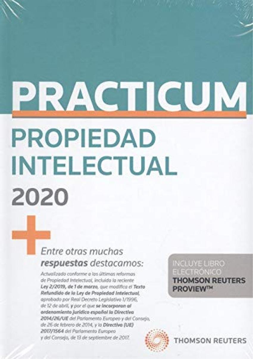 Practicum Propiedad Intelectual 2020 (Papel + e-book)