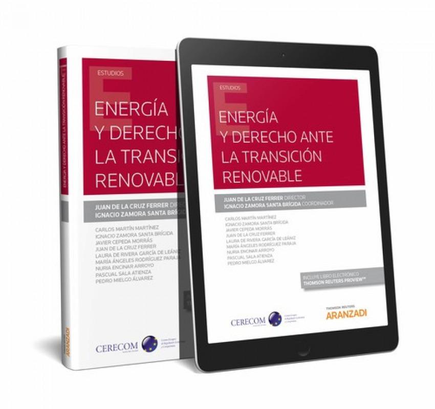 ENERGÍA Y DERECHO ANTE LA TRANSICIÓN RENOVABLE (DÚO)