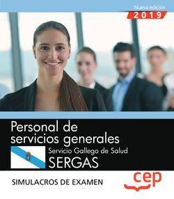 PERSONAL DE SERVICIOS GENERALES SERGAS