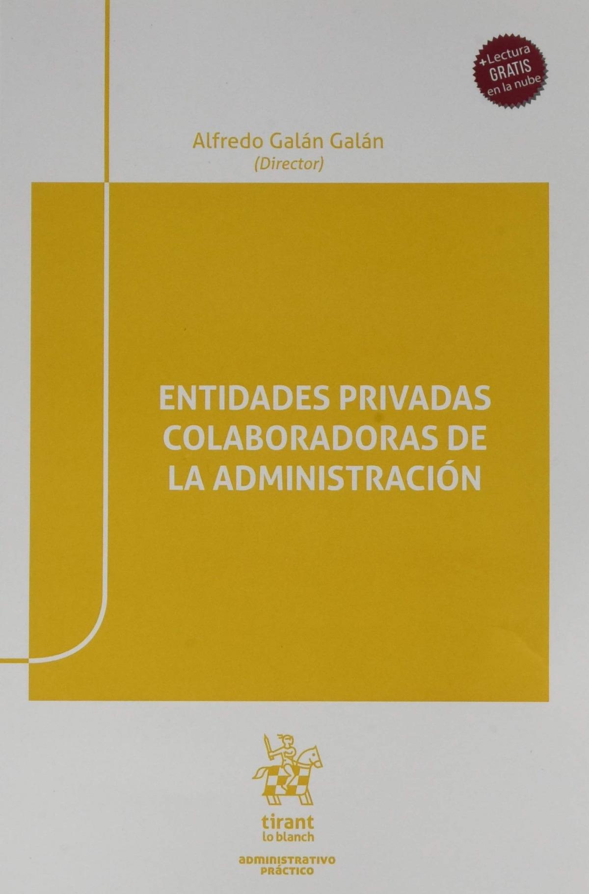 Entidades Privadas Colaboradoras de la Administración