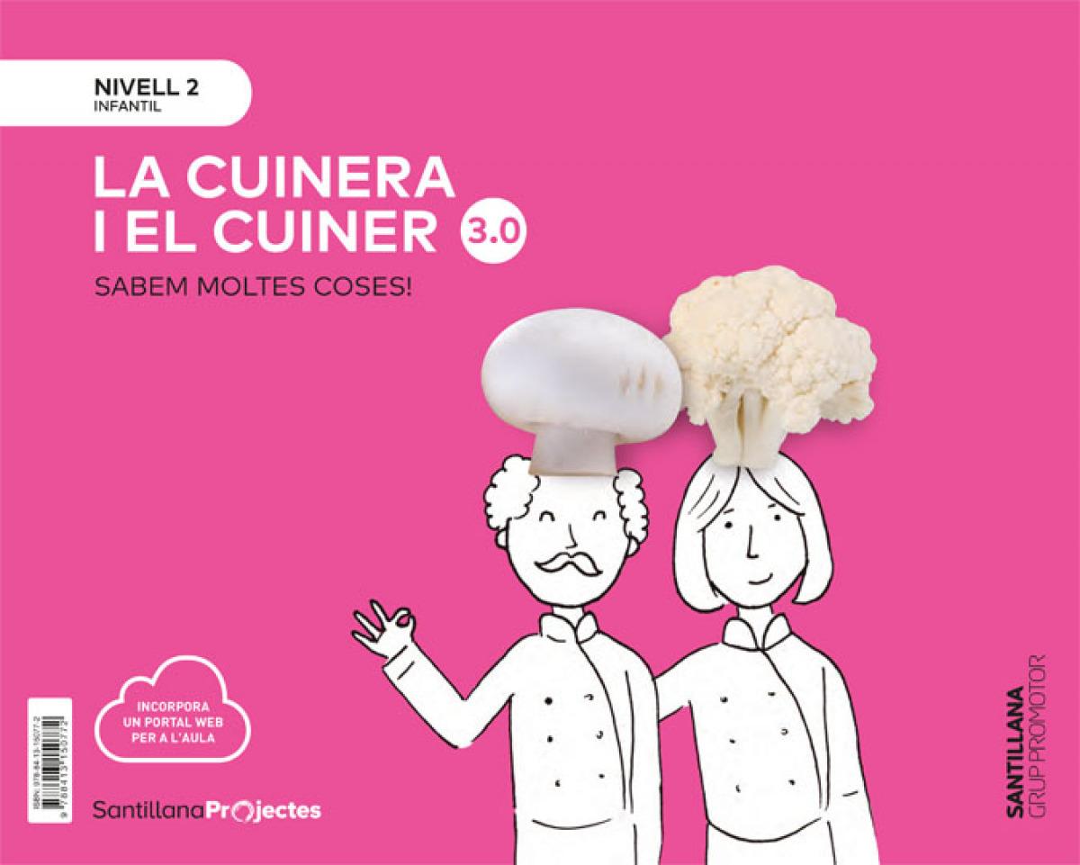 LA CUINERA I EL CUINER NIVELL 2 SABEM MOLTES COSES 3.0 EDICIO 2019