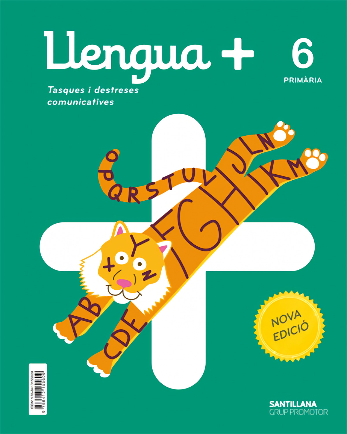 6PRI LENGUA+ SERIE PRACTICA CATAL ED21