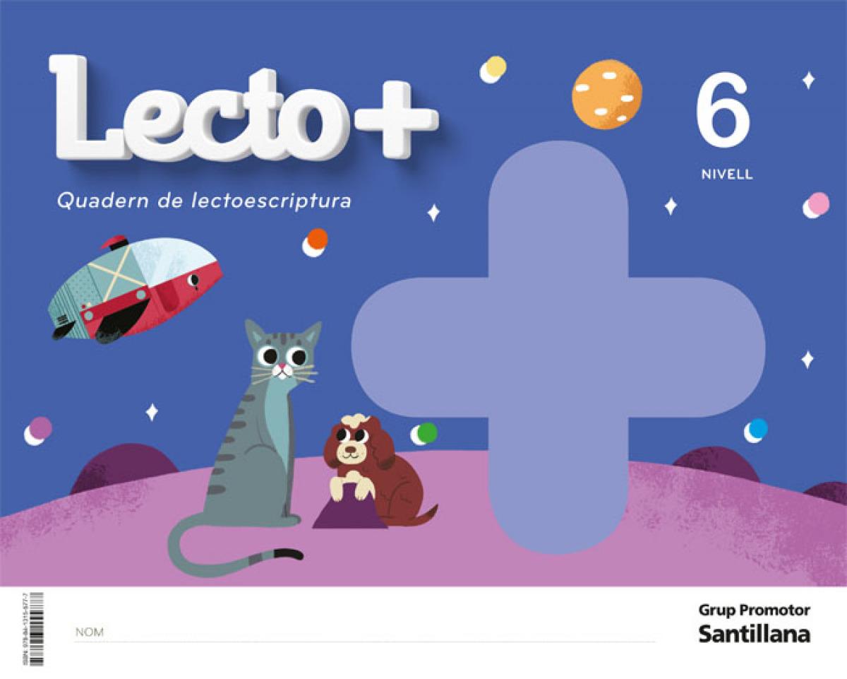 LECTO+ NIVEL 6 GRUP PROMOTOR