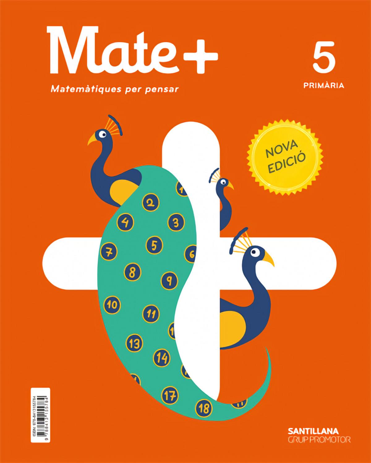 5PRI MATE+ MATEM PER PENSAR CATAL ED21