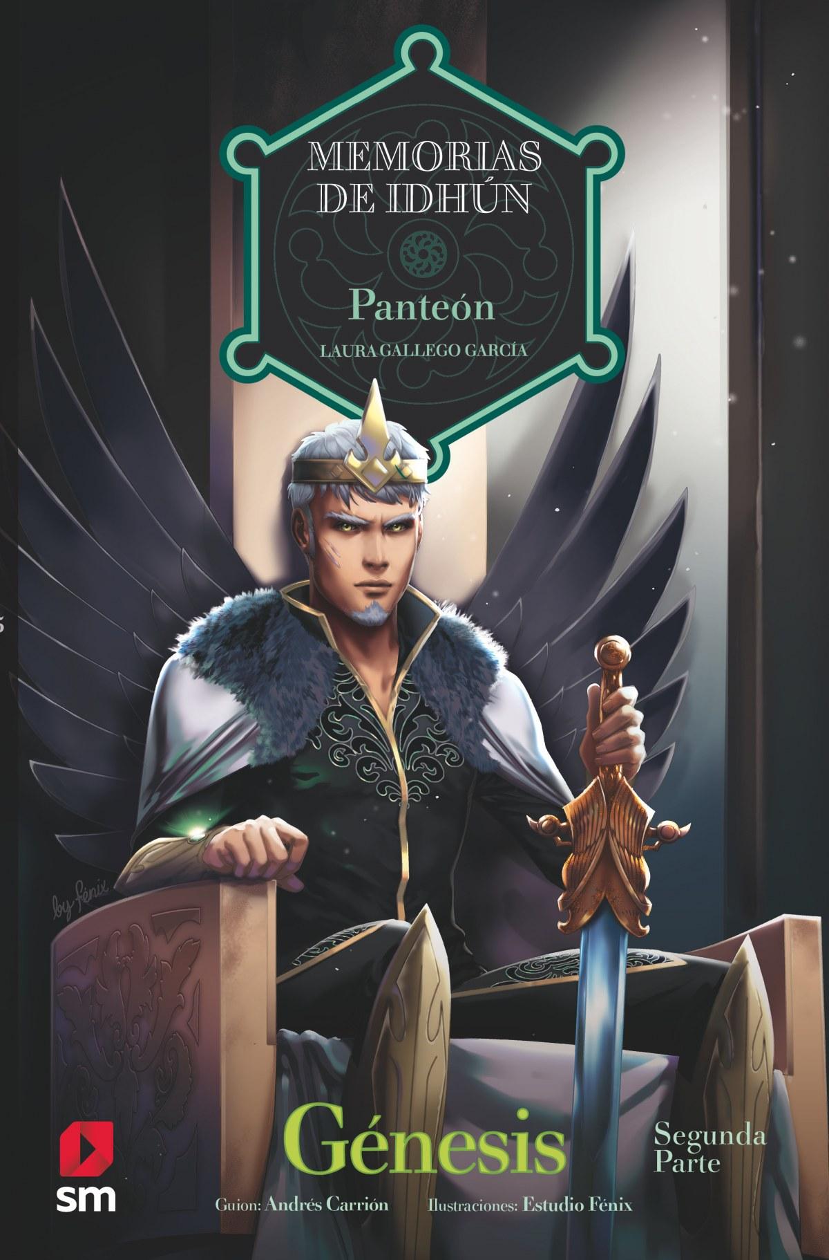 Memorias de Idhçn. Panteón. Génesis (2ª Parte)