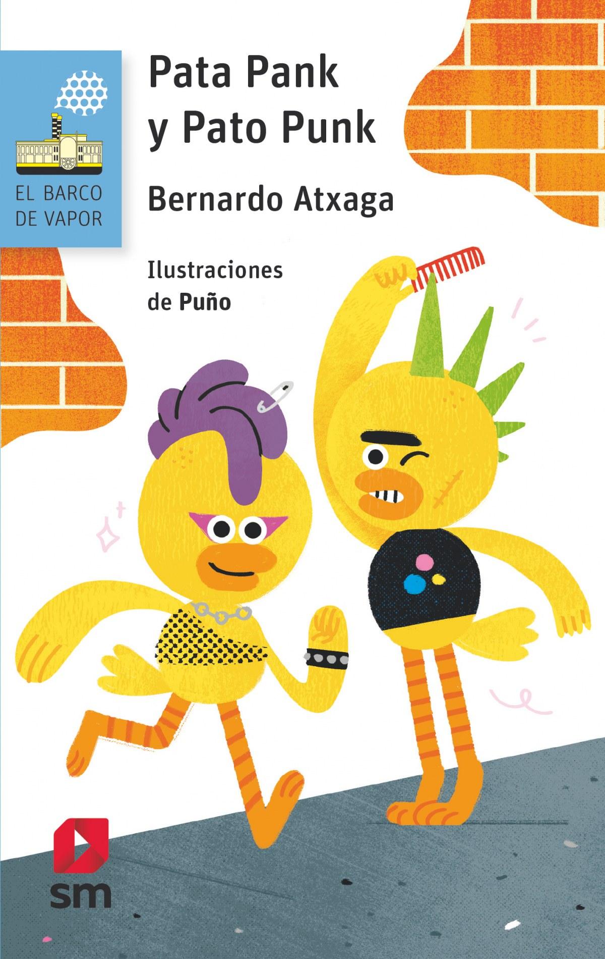 Pata Pank y Pato Punk